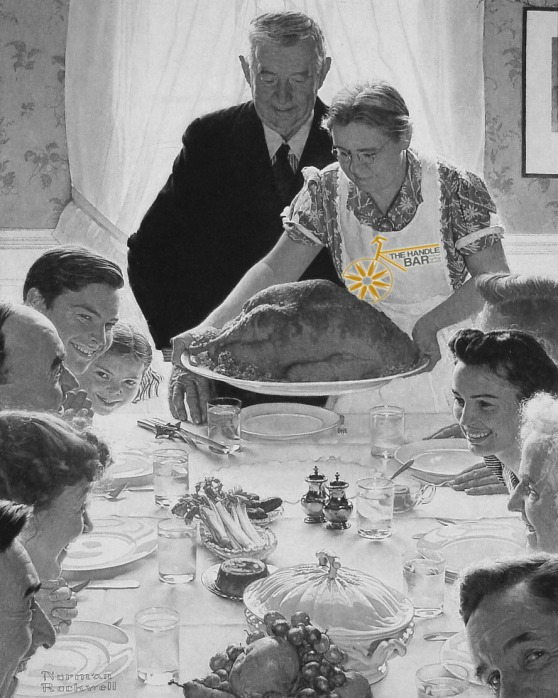 Thanksgiving - Rockwell