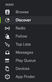 Spotify is a great way to Discover new music