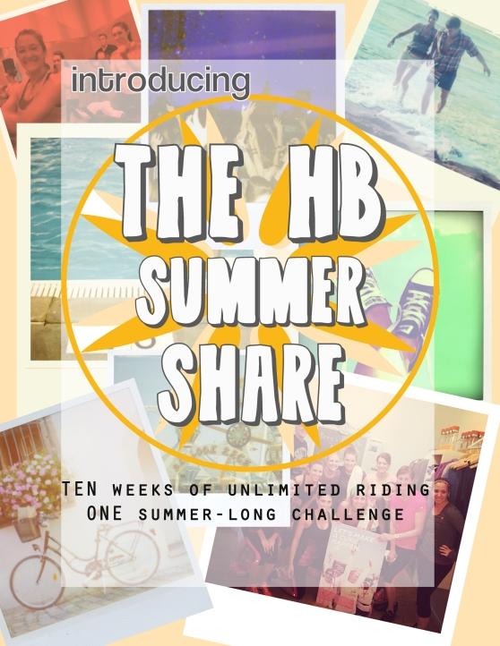 Summer Shareblog