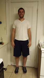 Jeff Black after 2 weeks of the challenge and 14 pounds lost!