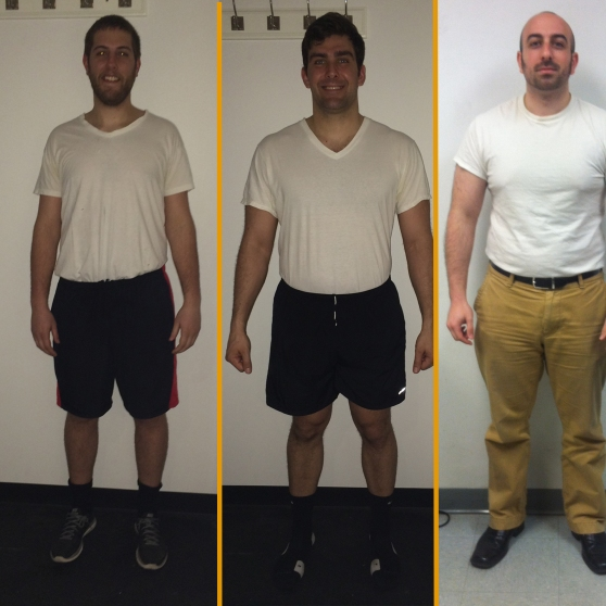 Jeff, Sean, and Shane take on a 6 week HB driven, weight-loss challenge!