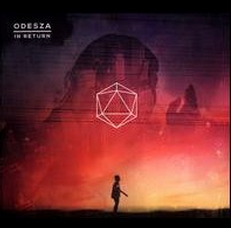 Odesza Album Cover for 'In Return'