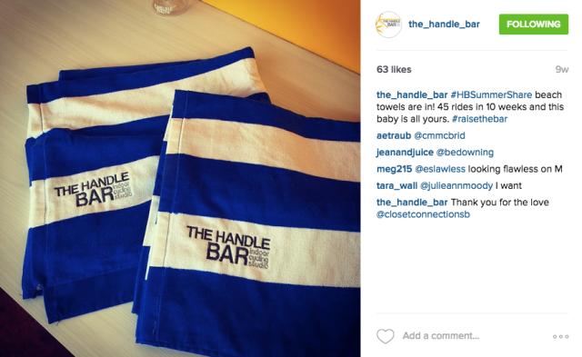 #HBSummerShare Towels!